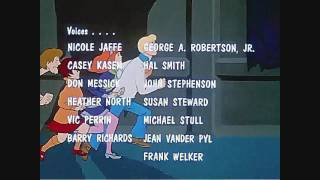 scooby doo where are you, s2, end credits HB logo intact HI RES
