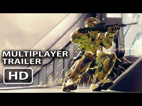 Halo 4 : Multiplayer Trailer (E3 2012)