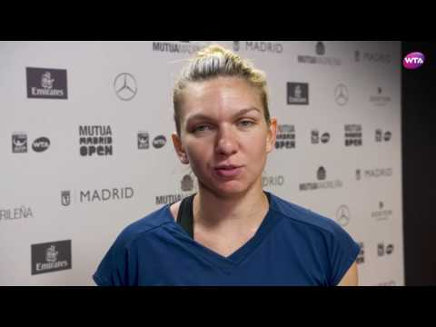 My Performance | Simona Halep defeats Coco Vandeweghe | 2017 Mutua Madrid Open Quarterfinals WTA