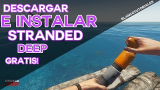 getlinkyoutube.com-Como Descargar Instalar Stranded Deep | Ultima Versión | MEGA | PARA PC | FACIL | SIN ERRORES | FULL