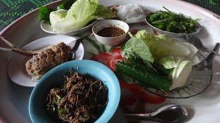 getlinkyoutube.com-ชิมพันปลาลาวแท้ๆ traditional Laos food
