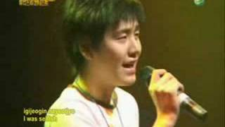 getlinkyoutube.com-Kyuhyun - Like The First Time / Doll [ BS Finals ] w/ subs