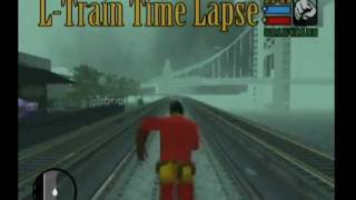 getlinkyoutube.com-GTA Liberty City Stories - L Train Time Lapse
