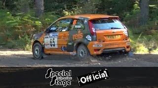 getlinkyoutube.com-Fiesta ST Trophy 2016 Round 8 Trackrod Rally