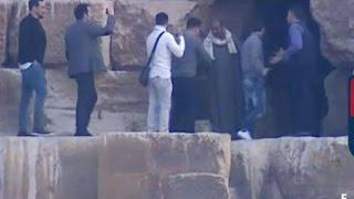 getlinkyoutube.com-فيديو بالصور زياره ميسي لمصر وزيارته للاهرامات