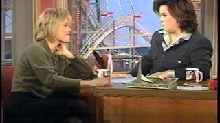 getlinkyoutube.com-Susan Dey on The Rosie O'Donnell Show - November 7th , 1996