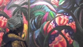 getlinkyoutube.com-Jamaican Mythology Artist Paintings by Gilda Sharpe Etteh