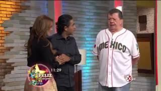 getlinkyoutube.com-En Sketch ¡ANDREA LEGARRETA BESA A CRISTIAN DE LA FUENTE!