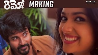 getlinkyoutube.com-Remo Movie Making Video | Sivakarthikeyan | Keerthy Suresh | TFPC