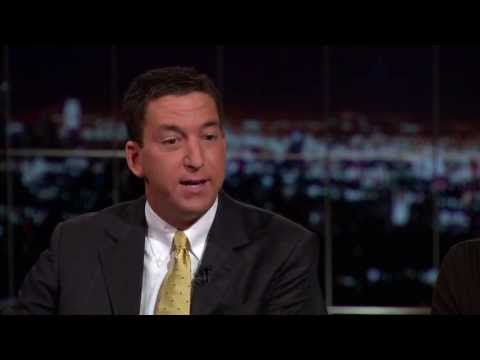 The Zionist Jew Bill Maher gets owned by Glenn Greenwald over religion and US intervention
