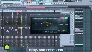 Vocal Processing in FL Studio 12 | How to Mix Vocals in FL Studio 12