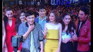 "getlinkyoutube.com-Win & Kwan (O-7CC) น่ารักๆ behind the scene concert ""chonburi"" ทบ"