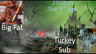 getlinkyoutube.com-4 Ogre Tribes vs The Vampire Convenant: The 9th Age