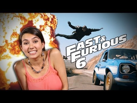 Fast & Furious 6 - Reviewed!