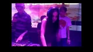 DJ ROXY JUNE Live In Da HOUSE Ipoh Malaysia 2012