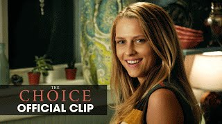 "getlinkyoutube.com-The Choice (2016 Movie - Nicholas Sparks) Official Clip – ""Flirt With Me"""