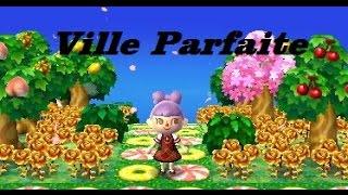 getlinkyoutube.com-Comment avoir la ville parfaite dans Animal Crossing: New Leaf
