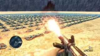 getlinkyoutube.com-Far Cry 3 - 2000 SNAKES VS  Flamethrower