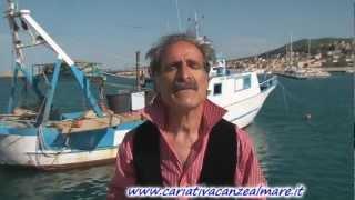 Tarantella per cariativacanzealmare canta Gaetano Russo