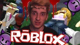 getlinkyoutube.com-FREAKY ROBLOX MURDER!