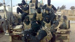 getlinkyoutube.com-اقتحام الفرقة الذهبيه لأحد احياء الفلوجه وقيامهم باعدام عناصر داعش