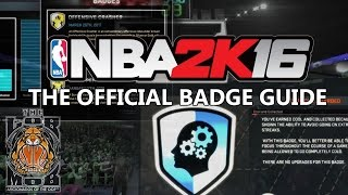 getlinkyoutube.com-The Official NBA 2K16 Badge Guide | Straight From 2K
