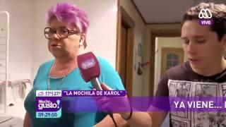 getlinkyoutube.com-Karol Conoce el Closet de Patricia Maldonado
