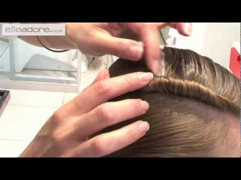 Tutoriel coiffure : le wetlook / How to do hair wet look
