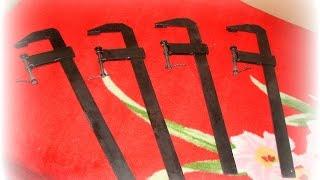 getlinkyoutube.com-F- образные струбцины своими руками