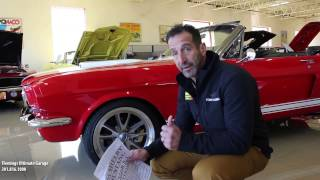 1965 Ford Mustang Shelby GT350R for sale with test drive, driving sounds, and walk through video