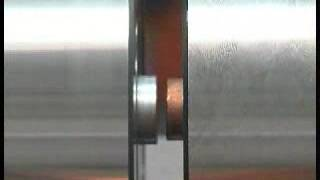 getlinkyoutube.com-Friction welding copper to aluminium electrical components