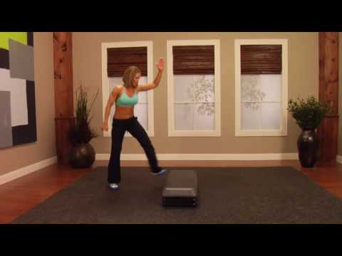 Fitness: Beginner Step Aerobics Vol. 1 - Workout 1