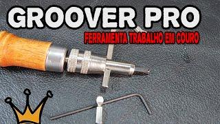 getlinkyoutube.com-Groover Pro - Frizador - Ferramenta para Trabalho em Couro