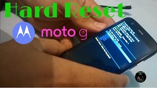 getlinkyoutube.com-Motorola Moto G: Hard Reset | Restablecer dispositivo al estado Fábrica
