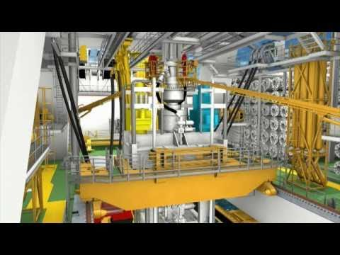 CIA Showreel 2007-2008 - 3D Animations, 3D Modeling, Concept Design of Drilling Rigs