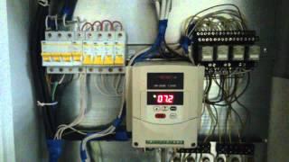 Обзор щита автоматики вентиляции