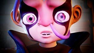 getlinkyoutube.com-Skylanders: Imaginators - Presto Braino - Part 17