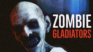 ''Zombie Gladiators'' | MY 40OTH VID! [ANOTHER DR CREEPEN EXCLUSIVE ]
