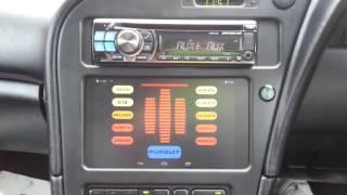 getlinkyoutube.com-#ProjectN7 - Dash mounted Nexus 7 in Toyota Celica