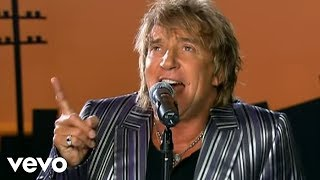 getlinkyoutube.com-Rod Stewart - Have You Ever Seen The Rain (Official Video)