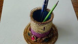 getlinkyoutube.com-Do it yourself a pen stand