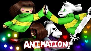 getlinkyoutube.com-Continue - Undertale Animation (Glitchtale #5 - Season 1 Finale)