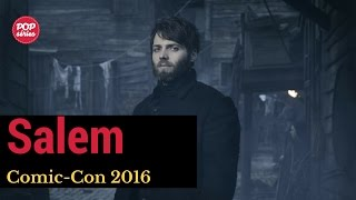 SDCC 2016: Seth Gabel e Brannon Braga de Salem