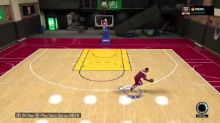 getlinkyoutube.com-NBA 2K15-Dribble Pull Up Cheese