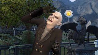 getlinkyoutube.com-The Sims 4: Vampires Teaser Clip