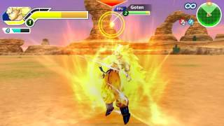 getlinkyoutube.com-Dragon Ball Z Tenkaichi Tag Team en PPSSPP (Emulador de psp)