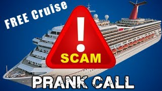 getlinkyoutube.com-Free Cruise Scam Prank Call