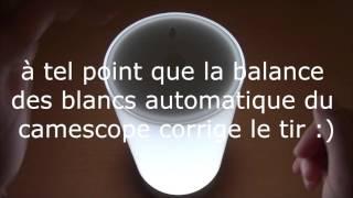 getlinkyoutube.com-Yeelight, une... lampe. MAIS de Xiaomi !