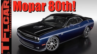 Live! Mopar Dodge Challenger Special Edition Revealed at the Chicago Auto Show