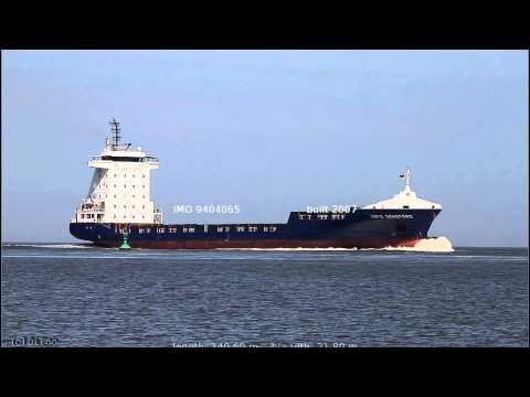Click to view video DORIS SCHEPERS - IMO 9404065 - Germany - Elbe - Otterndorf